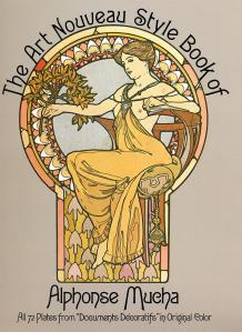 The Art Nouveau Design Book